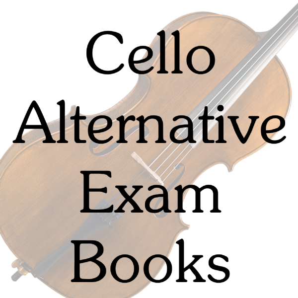 Cello Alternative Exam Pieces